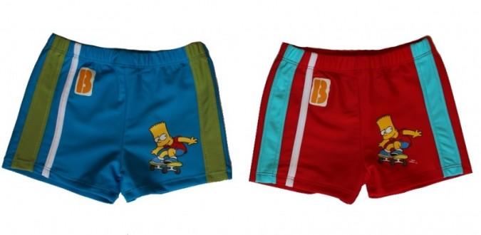 Боксеры купальные МК-183
