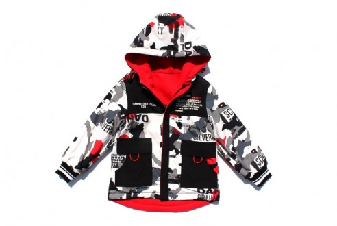 Куртка Двухсторонняя МО-6818