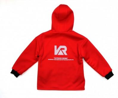 Двухсторонняя куртка МО-А18-28