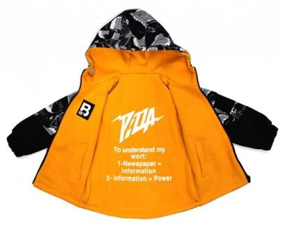 Куртка Двухсторонняя МО-6851