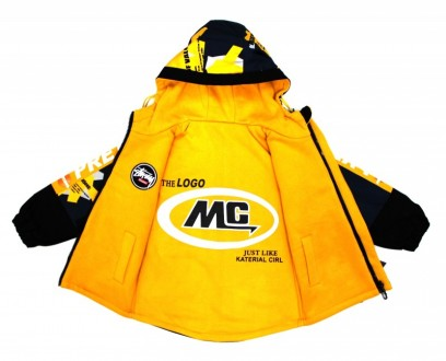 Куртка Двухсторонняя МО-6848