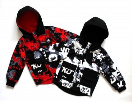 Куртка Двухсторонняя МО-2101