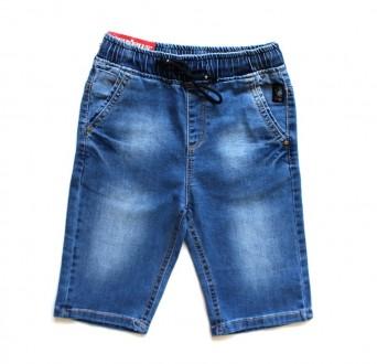 Бриджи джинсовые МЛ-6115