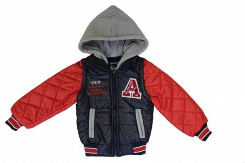 Куртка с буквой A МО-1811