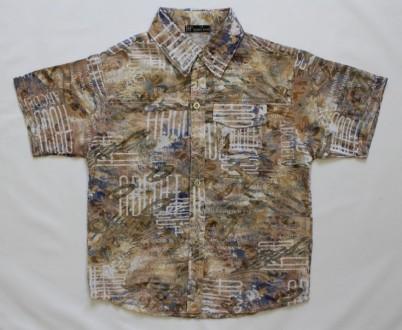 Рубашка МЛ-50306