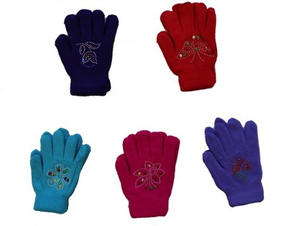Перчатки двойные ДВ-021